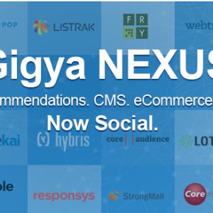 Gigya Launches Partner Program To Turn Social Data Into Dollars