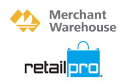 Merchant Warehouse And Retail Pro International Announce Partnership
