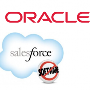 Salesforce.com And Oracle Agree To Integrate Clouds
