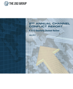 Channel Conflict Report Shows Vendor-Partner Relationships Are Improving