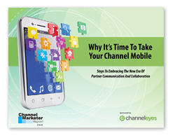 Why It's Time To Take Your Channel Mobile