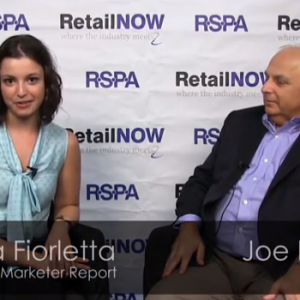ChannelChat at RetailNow 2013: Joe Finizio, RSPA