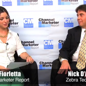 ChannelChat at RetailNow 2013: Nick D'Alessio, Zebra Technologies