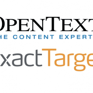 OpenText And ExactTarget Partner To Release Joint Solution