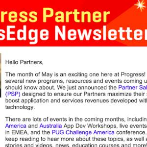 Progress Software Introduces New Partner Empowerment Tools