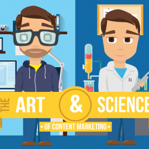 The Art And Science Of Content Marketing [Infographic]