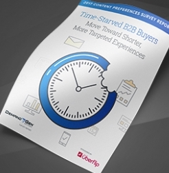 2017 Content Preferences Survey Report from Demand Gen Report