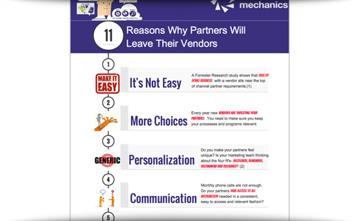 11 Reasons Why Partners Will Leave Their Vendors