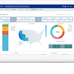 Salesforce Introduces Out-of-the-Box PRM App to Accelerate Partner Program Inception and Expansion