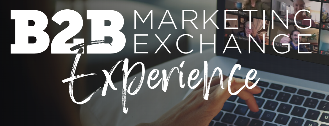 Channel Experts Ready Presentations For B2B Marketing Exchange Digital Experience