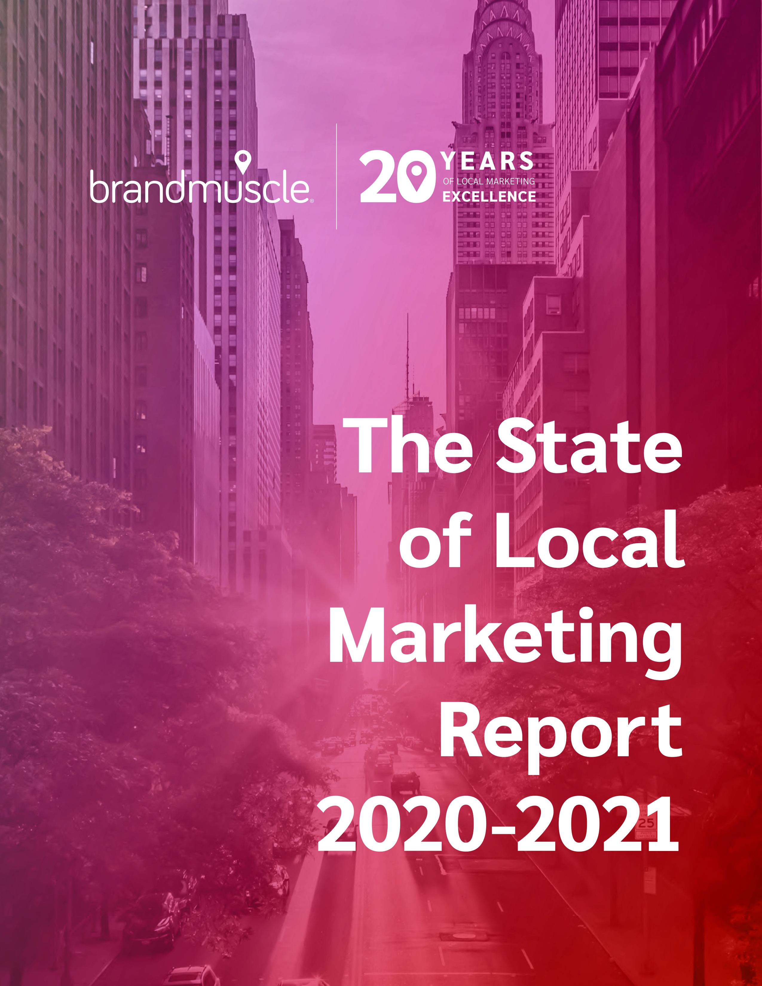 The State Of Local Marketing Report