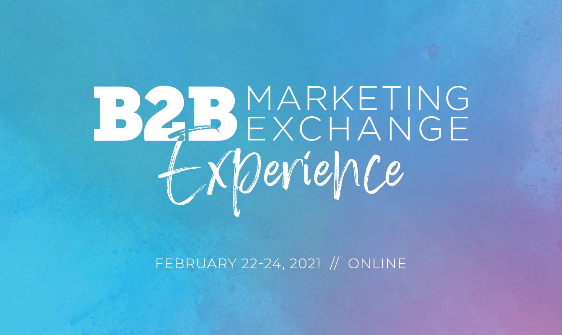At B2BMX, Channel Experts Offer Strategies To Address Modern Partner Ecosystems And Marketplaces; Shore Up Program Basics