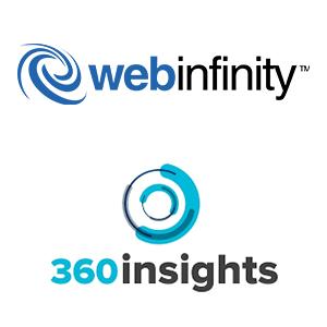 360insights, Webinfinity Announce Strategic Partnership To Enhance Each Company's Solutions